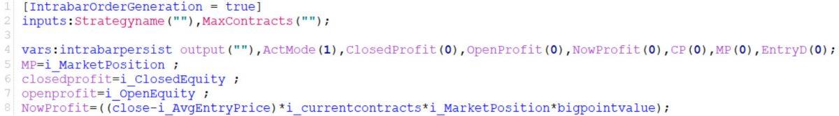MR下單機與Multicharts串接原始碼教學